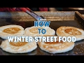 Korea street food in winter | HOW TO SEOUL