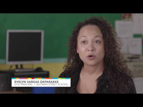 Blended Learning at Quitman Street Community School