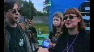 НАШЕствие-2000,Раменское,репортаж НТС Тверской проспект