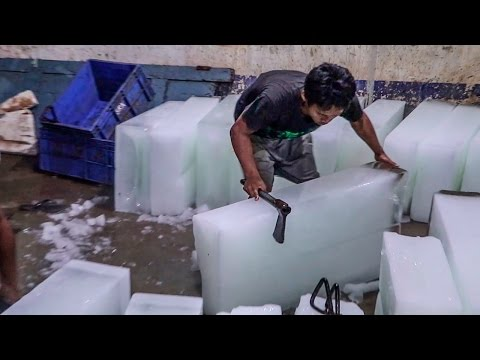 Big Ice Block Crusher Machine for Fishing Boats and Fishing Industry