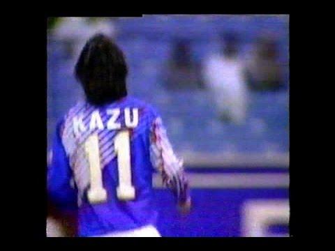 日本×ナイジェリア 1995インター...