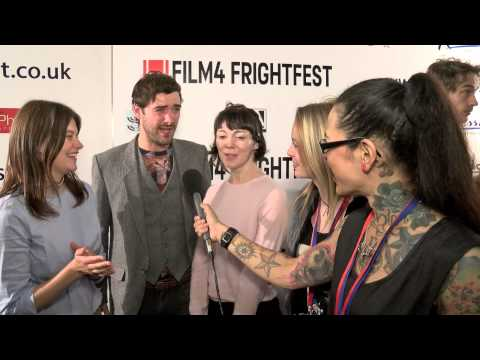 Film4 FrightFest 2015  Chris & Ben Blaine, Abigail Hardingham And Fiona O'Shaughnessy