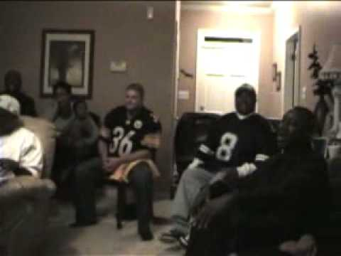 SORE LOSER -Watch Cowboys Fans get mad after losing to the Steelers on 12-8-08 - This is Funny!