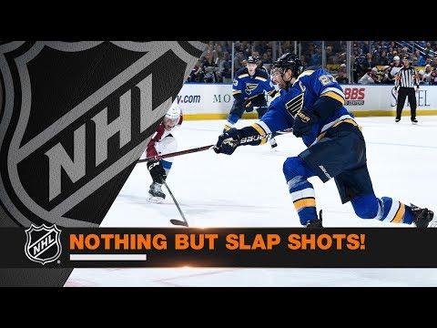 The Best Slap Shot Goals from Week 21