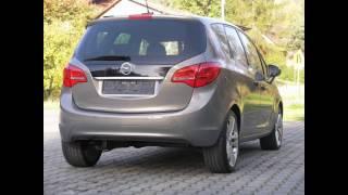 Opel Meriva B Cosmo Turbo  2010