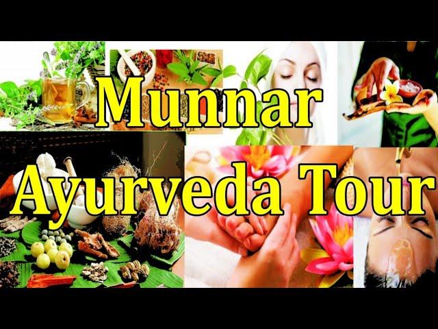 Munnar Ayurveda Tour