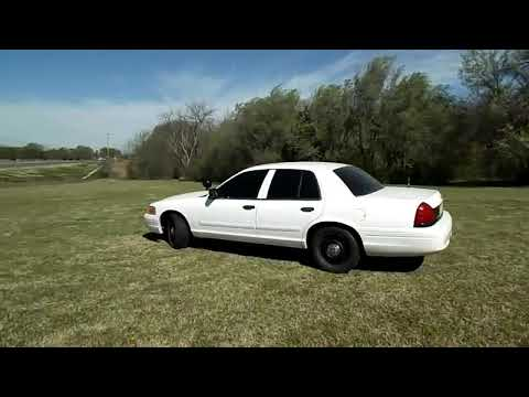 2008 Ford Crown Victoria Police Interceptor for sale at auction | bidding closes May 7, 2019