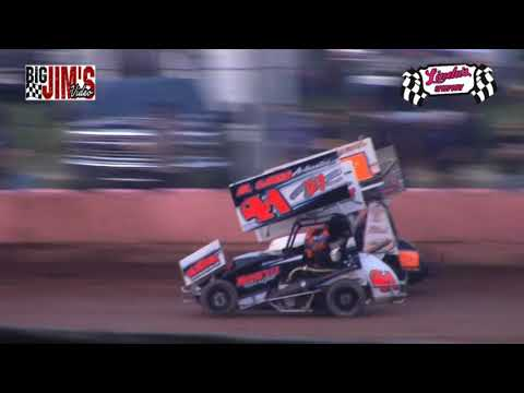 Linda's Speedway Highlights Flips Crashes Racing July 20th, 2018