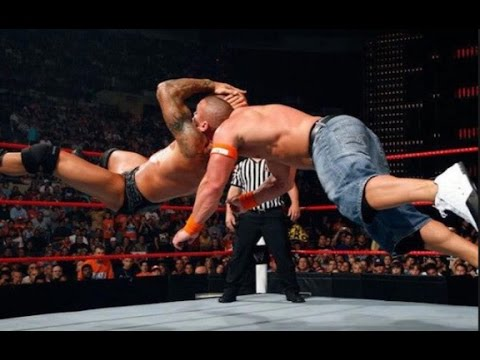 Wwe Randy Orton Best Rkos 2016 Full Hd Youtube