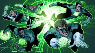 Green Lantern Corp (*Unofficial*) Soundtracks #3 - Fight Against Evil