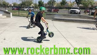 ROCKER MINI BMX TAKEOVER!