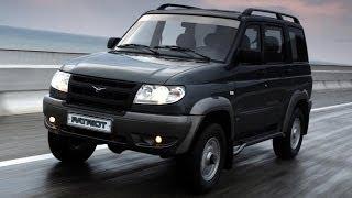 УАЗ Patriot 2005 внедорожник