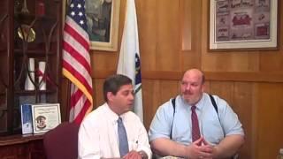 Senator Tarr and Senator Humason