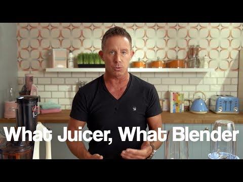 What Juicer, What Blender?