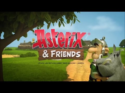 ASTERIX AND FRIENDS Android / iOS Gameplay = First Steps