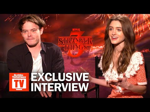 'Stranger Things' Stars Share Their Favorite Moments from the Series | Rotten Tomatoes TV