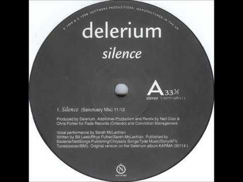 Delerium - Silence (Sanctuary Mix) - 1998