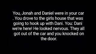 Imagine Jonah Marais season 2 part 3 *Dirty* (Read description)