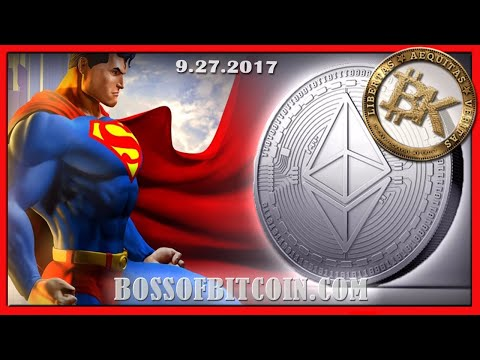 Can Ethereum Save the World? 🙏🌎  ETH BTC USD Explained Boxmining ERC20 Vitalik Blockchain Bitstamp