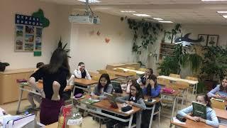 Урок английского языка. 6 класс. 7.12.2018
