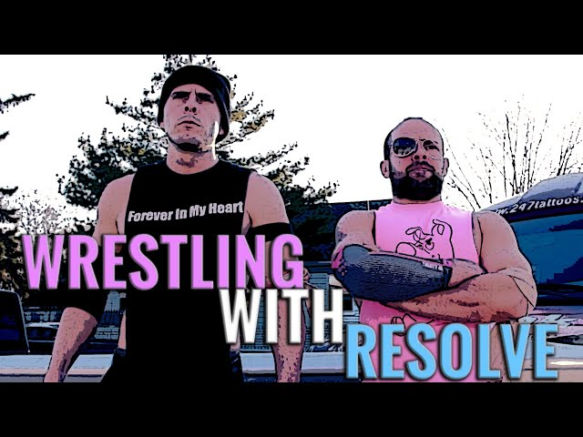 The Following Announcement - Wrestling With Resolve