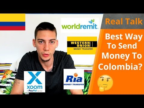 Colombia Money Transfer | Ultimate Guide | Real Talk Ep. 8