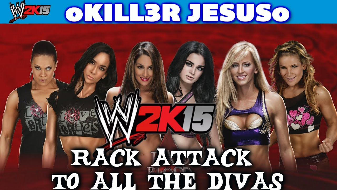 Wwe 2k15 Dlc New Moves Pack Nikki Bella Rack To The Divas Roster I Ps4 Xbox One You