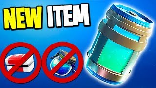 "New ""CHUG JUG"" Item in FORTNITE + HUGE UPDATE (Patch Notes) 