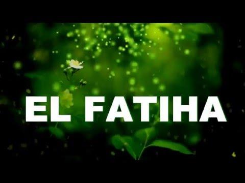 Sure EL FATIHA  - Surah Al Fatiha (Me Titra SHQIP)