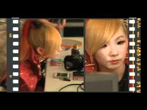 2NE1 Can't Nobody Music Video Making Film
