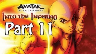 Avatar - The Last Airbender: Into the Inferno Walkthrough PART 11 (PS2, Wii) [Full - 11/11]