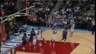 WNBA 2008 - Atlanta vs Detroit