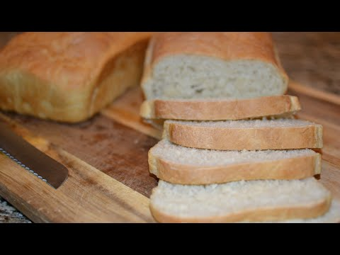 How to Make Homemade Bread Loaf - Easy Recipe