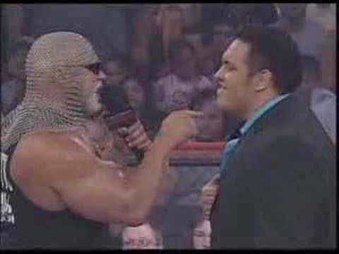 Scott Steiner  vs  The English Language