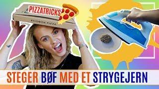 TESTER MÆRKELIGE LIFEHACKS #2 | Signe Kragh