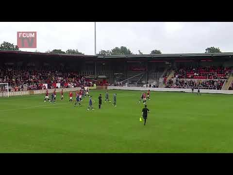 FC United Buxton Goals And Highlights