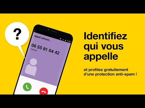 Orange Téléphone - Identifiez Les Appels Inconnus