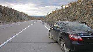 Перегон авто, Владивосток - Нижневартовск 2013г.(, 2014-03-10T04:55:54.000Z)