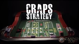 Best Craps Strategy - A Casinotop10 Game Guide!