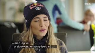 Interview Anterselva 2020. Dorothea Wierer