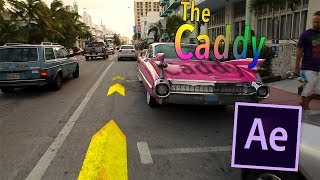 Basic 3D Camera Tracking Tutorial   Afte...