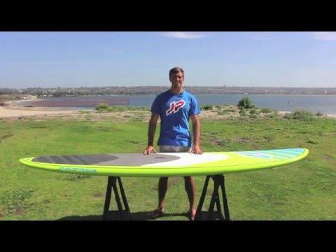 JP Australia 2016 Allround Standup Paddleboard
