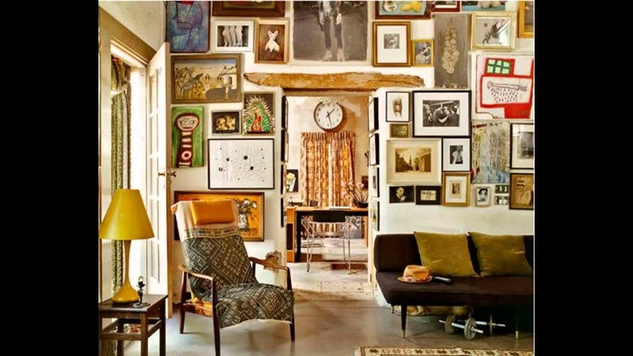 Boho Home Decor Ideas Part - 46: Bohemian Home Decor Ideas - YouTube