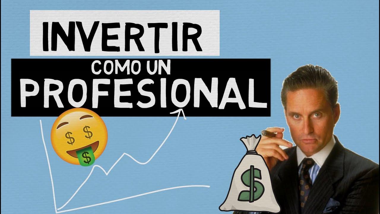 🧐 Aprende a INVERTIR como un EXPERTO   Así invierten los PROFESIONALES 📈