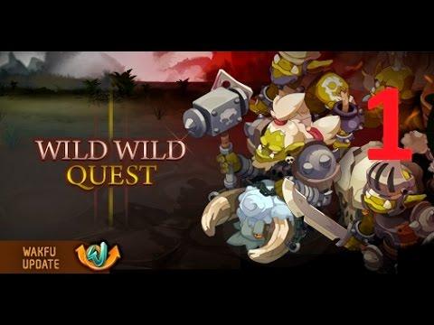 Wakfu Wild Estate Main Quest Part 1