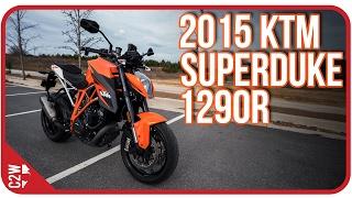 2015 KTM Superduke 1290R | First Ride