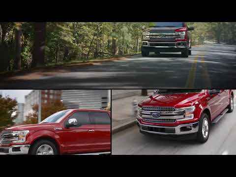 August 2019 Monthly Offer - F-150