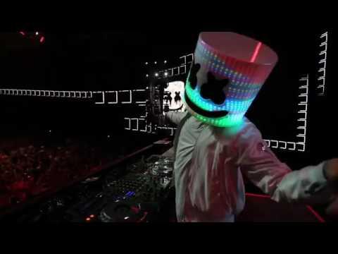 Marshmello Live at Coachella Music and Arts Festival