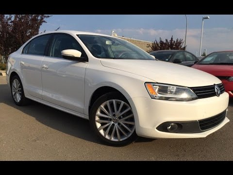 pre owned white 2012 volkswagen jetta sedan 4dr 2 0t tdi dsg highline review drumheller alberta. Black Bedroom Furniture Sets. Home Design Ideas
