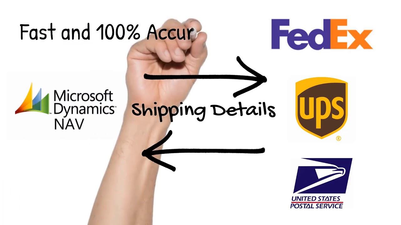 Integrating FedEx Ship Manager and Microsoft Dynamics NAV